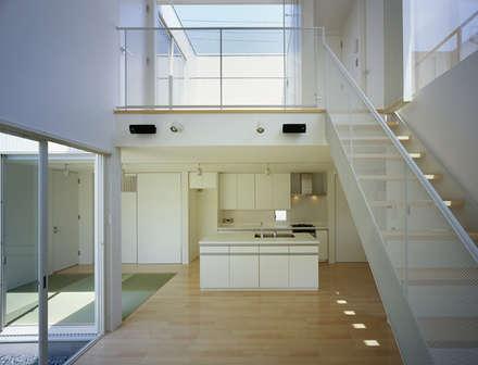 栗橋の家: Studio Noaが手掛けたサンルームです。