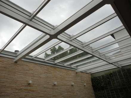 Belas Artes Estruturas Avançadas의  지붕