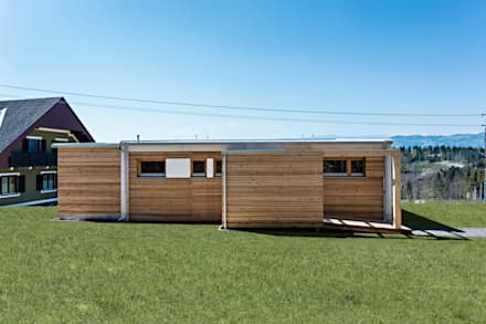 Prefabricated home by COMMOD-Haus GmbH