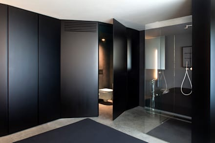 mediterrane Ankleidezimmer von MIDE architetti