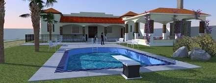 صالة مناسبات تنفيذ DAC DISEÑO ARQUITECTURA Y CONSTRUCCION