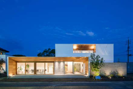BELLE HOME MODEL: FANFARE CO., LTDが手掛けた木造住宅です。