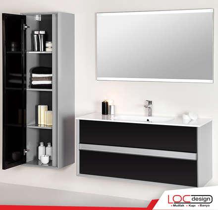 Loc Design Mutfak Banyo – Banyo Modelleri: modern tarz Banyo