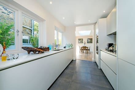 Hannell Road:  Kitchen units by Maxmar Construction LTD