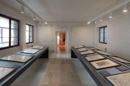 Museo Fulcis: Musei in stile  di Glip