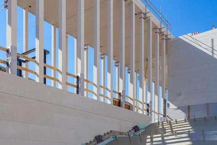 James-Simon-Galerie Berlin:  Museen von Björn Schumann Architekturfotograf