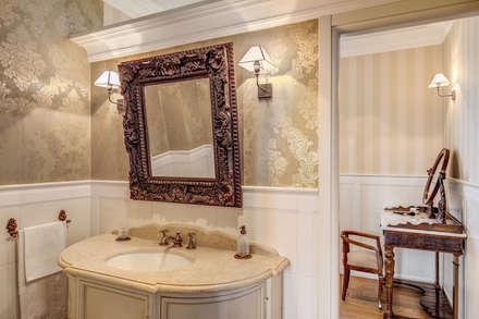 Bagno idee immagini e decorazione homify - Arredo bagno stile spa ...