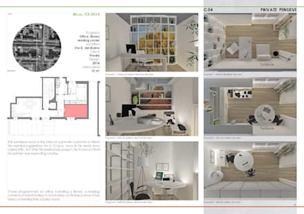 : tropical Study/office by architecturbandesign