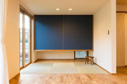 太田の家: 株式会社山口工務店が手掛けた和室です。