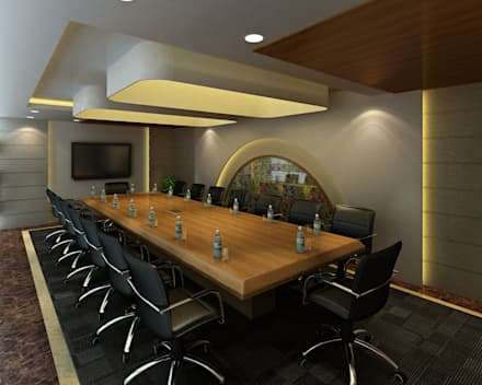Conference Centres by Srijan Homes