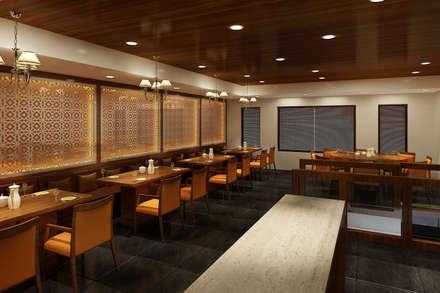 Restaurant - a major Franchise:  Hotels by Srijan Homes