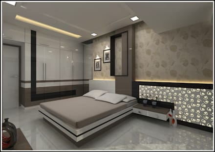 schlafzimmer einrichtung, inspiration und bilder   homify - Einrichtung Schlafzimmer