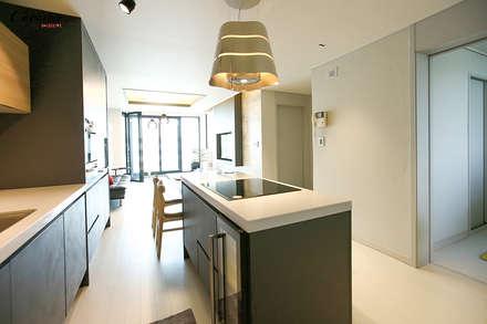 양천구 목동 신시가지아파트 10단지: cocina의  주방