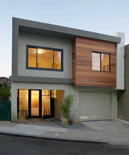 private houses modern houses by ms genesis - Modern Houses Images