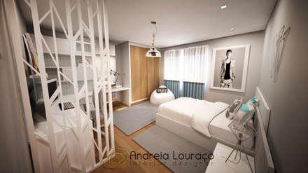 modern Nursery/kid's room by Andreia Louraço   atelier.andreialouraco@gmail.com