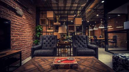Văn phòng & cửa hàng by FN Design