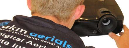 Home cinema Dursley:  Electronics by Dursley Aerials