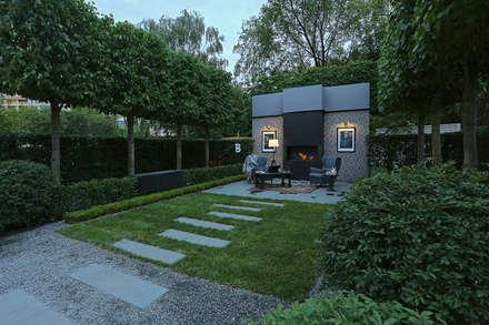 Зеленый кабинет: Сады в . Автор – BUGAEV Parks & Gardens