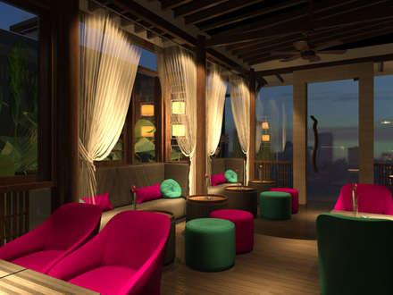 Hotel Sahid Montana Malang:  Hotels by Kottagaris interior design consultant