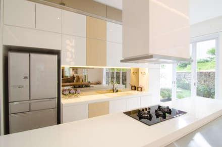 prv a126:  Dapur by e.Re studio architects