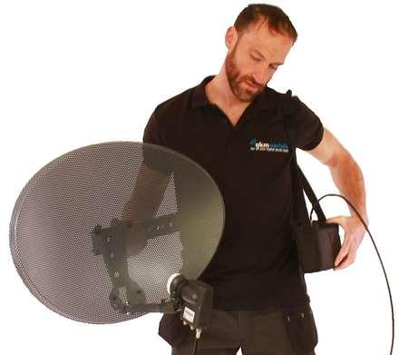 Satellite installations Bath:  Electronics by Bath Aerials