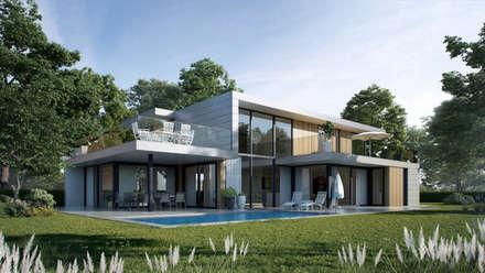 Huis design idee n inspiratie en foto 39 s homify for Huis laten stylen