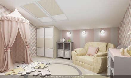 غرف الرضع تنفيذ Творческая мастерская Лузан Ирины
