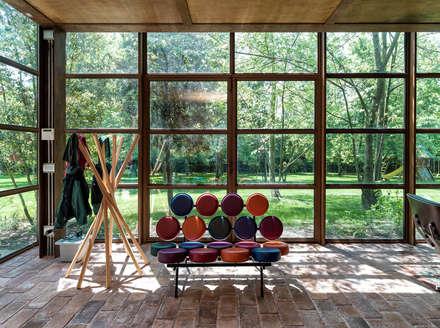 Giardino Dinverno In Casa : Giardino d inverno moderno idee ispirazioni homify