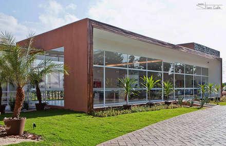منازل التراس تنفيذ SET Arquitetura e Construções