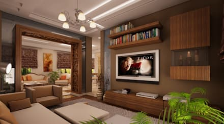 :  غرفة المعيشة تنفيذ SIGMA Designs