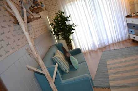 Kamar bayi by Marta Gonzaga, Interior Design