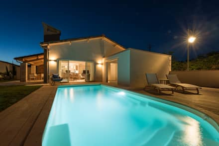 Durantié: modern Pool by Greengage Interiors Limited