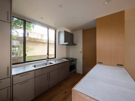 Built-in kitchens by 株式会社エキップ