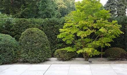 حديقة Zen تنفيذ Jürgen Kirchner Wasser + Garten