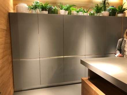 Built-in kitchens by Wohnwiese Jette Schlund