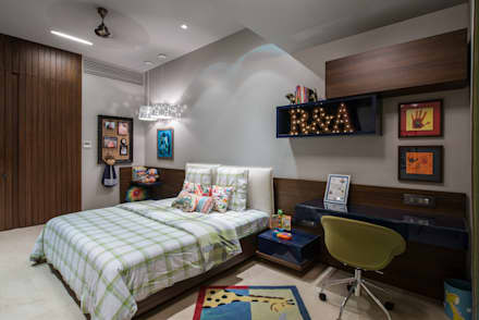 Kamar Bayi & Anak by Rakeshh Jeswaani Interior Architects