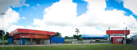 مدارس تنفيذ VERRONI arquitetos associados