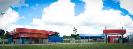 Sekolah by VERRONI arquitetos associados