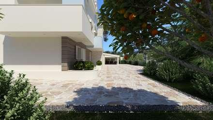 CASA AD: Case In Stile In Stile Mediterraneo Di De Vivo Home Design