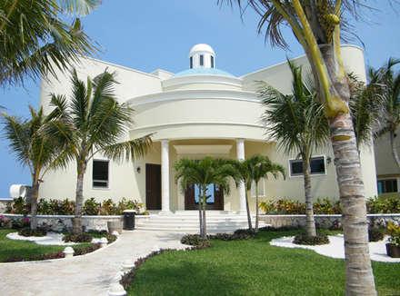 فيلا تنفيذ DHI Arquitectos y Constructores de la Riviera Maya
