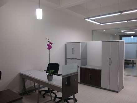 Diseos oficinas diseo de oficinas diseo de locales madrid for Oficina qualitas auto madrid