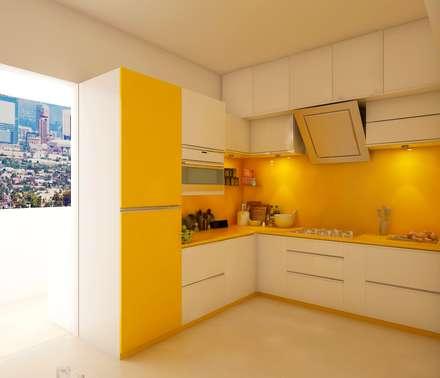 kitchens furniture. Mr.Ashish - SJR Watermark: Built-in Kitchens By DECOR DREAMS Furniture E