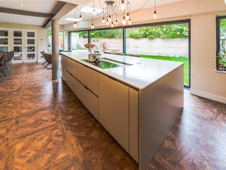 Built-in kitchens by John Gauld Photography