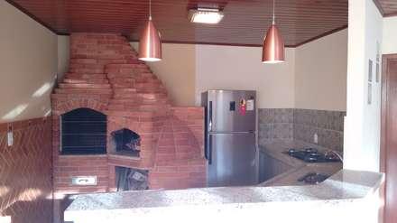 Unit dapur by Richard Lima Arquitetura