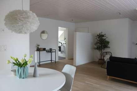 Ess  Und Wohnbereich: Skandinavische Esszimmer Von Home Staging Nordisch