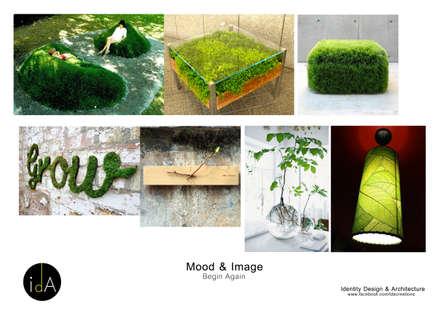 بيت زجاجي تنفيذ Identity Design & Architecture Part.,Ltd