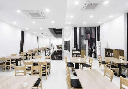 Gate House: Prime Architecture의  레스토랑