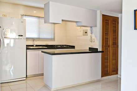 Cocinas ideas dise os y decoraci n homify for Remodelar cocina integral