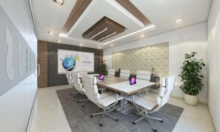 : Estudios y despachos de estilo mediterráneo por ecoexteriores