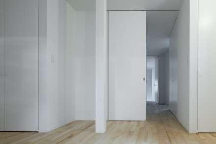 coneco bld.: 一色玲児 建築設計事務所 / ISSHIKI REIJI ARCHITECTSが手掛けた子供部屋です。